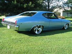 Steve Hallas uploaded this image to '1969 CHEVELLE MALIBU 7-29-10'.  See the album on Photobucket.