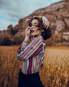 Vibrant, Moody And Dreamlike Portrait Photography by Sergio Espinoza #photography #portraiture #beauty #lifestyle #fashion