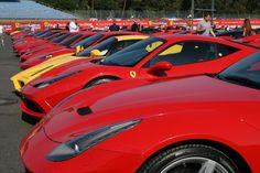 Ferrari Racing Days 2016 am Hockenheinring