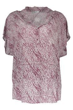 Camicia Donna Liu Jo (BO-W65108 T8165 Z9516) colore Viola