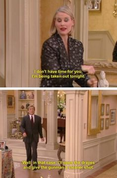 """His shots were deadly. 