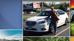 Dear Emily Grabowiecki   A heartfelt thank you for the purchase of your new Subaru from all of us at Premier Subaru.   We're proud to have you as part of the Subaru Family.