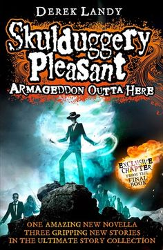 The ULTIMATE story collection for Skulduggery Pleasant fans. Featuring two AMAZING novellas and fourteen GRIPPING short stories - including three new stories written exclusively for this edition.  We all know that doors are for people with no imagination so smash the glass, climb through the window and enter the awesome world of Skulduggery Pleasant with this ultimate story collection.