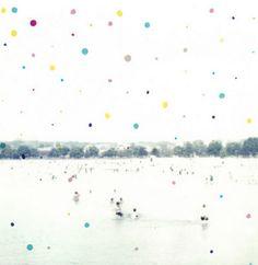 Joshua Jensen-Nagle Basking In Polka Dots