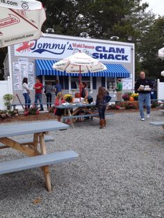 Tommy's Clam Shack must have there clamcakes           #VisitRhodeIsland