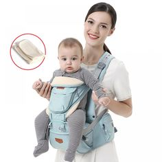 Backpack Front Facing Newborn Baby Carrier Maternity Babywearing Infant Kangaroo