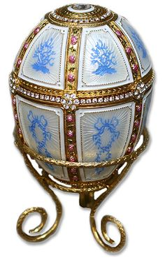 FabergeGifts.com - Faberge Imperial Eggs, the perfect gift.