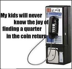 Ah those childhood memories!