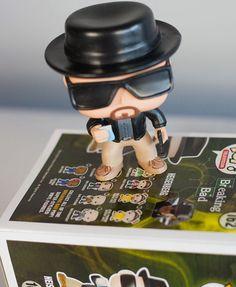 Vinyl Pop Heisenberg (Breaking Bad)