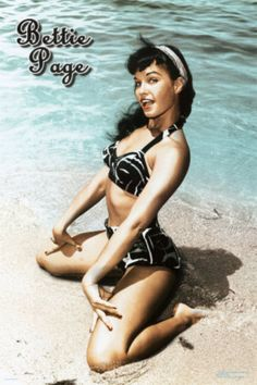 Bettie Page...Queen of Pin Ups