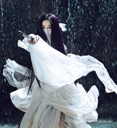 The White Haired Witch of Lunar Kingdom - Publicity still of Fan Bingbing