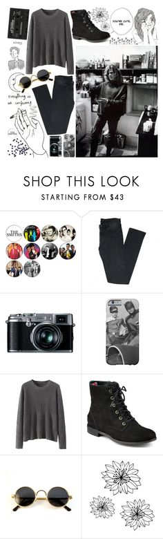 """Bela Lugosi's dead // The bats have left the bell tower // The victims have been bled // Red velvet lines the black box"" by partyondudes ❤ liked on Polyvore featuring The Kooples, Retrò, Sperry Top-Sider, MasterOfHashtags and FelineIcide"