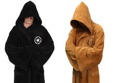 Star Wars Hooded Bath Robes