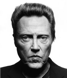 One of the most under-rated actors. Christopher Walken by Platon. chrisentheo
