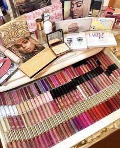 FEIYAN Makeup Brushes Set Professional Bamboo Handle Premium Soft Synthetic Hair Kabuki Foundation Cosmetics Blending Blush Eye Face Powder Brushes Kit With Bag pcs, Yellow) - Cute Makeup Guide Makeup Kit, Makeup Brushes, Beauty Makeup, Beauty Tips, Beauty Hacks, Makeup Geek, Makeup Case, Beauty Care, Makeup Products