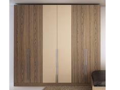 4 Drawer Eldridge 6 Door Wardrobe