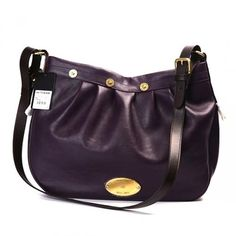 54178aef9f Choice Mulberry Women Mitzy Leathers Messenger Bag Purple sale