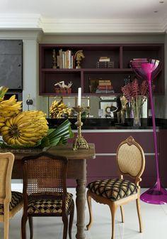 Décor Do Dia (Foto: Divulgação) Interior Ideas, Interior Design, Decor  Styles