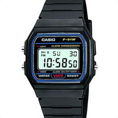 Casio Casual Digital Watch    I was looking for a heart rate monitor and saw this -- it looks so retro, just like the digital watches I had in the 1980's. Tempted .....