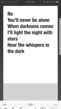 Skillet: whispers in the dark... Amazing band check them out!!