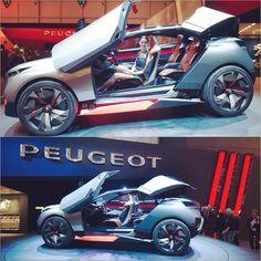 Check out the Peugeot Quartz concept car! Peugeot, Concept Cars, Vehicles, Instagram Posts, Model, Quartz, Check, Scale Model