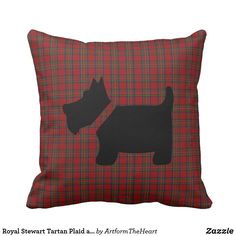 Royal Stewart Tartan Plaid and Scottie Dog Pillow Follow the link to see this product on Zazzle! @zazzle #dog #dogs #dogstuff #dogpin #pet #pets #animals #animal #fun #buy #shop #shopping #sale #gift #dogowner #dogmom #dogdad #apartment #apartmentgoals #home #decor #homedecor #bedroom #apartmenttherapy #throw #pillows #throwpillows #pillow