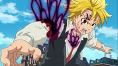 The Seven Deadly Sins Anime Meliodas | Photo de Seven Deadly Sins Chapitre 136 : Méliodas est-il l'héritier ...