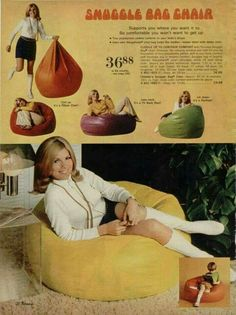 I had a red one and LOVED it! Then my cat Mohasky, peed in it, and I sat in it. No more bean bag chair. ~ Cyn