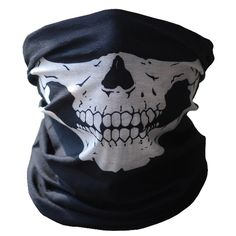 0.85$  Watch more here - Fashion Dust Mask Skeleton Ghost Skull Pattern Face Mask Biker Of Duty Cos Costume Game Black Drop Shipping   #buyonline