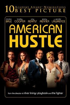 Rent American Hustle starring Christian Bale and Bradley Cooper on DVD and Blu-ray. Get unlimited DVD Movies & TV Shows delivered to your door with no late fees, ever. Great Movies, New Movies, Movies To Watch, Movies Online, Movies And Tv Shows, Foreign Movies, Movies 2014, American Hustle, Mafia