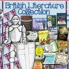 British Literature Collection: Interactive & Differentiated for Grades 7-12