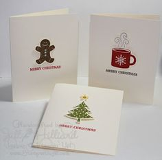 Jill's Card Creations: Scentsational - Clean and Simple!