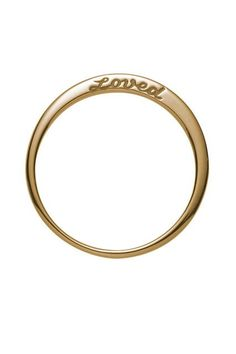 """Say more than """"I do"""" with these unique — yet classic — wedding rings"""