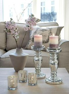 Candle Decor for Coffee Table Fresh 20 Super Modern Living Room Coffee Table Decor Ideas that Will Amaze You Coffee Table Decor Living Room, Decorating Coffee Tables, Living Room Decor Elegant, Living Room Grey, Home Living Room, Grey Room, Living Area, Decoration Inspiration, Decor Ideas
