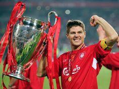 """""""Gerrard should choose England ahead of Liverpool......"""" ~ Errr NO He Shouldn't !!! ~ #LFC ~"""