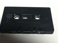 MINISTRY tape cassette TWICH album 1986 sire records company