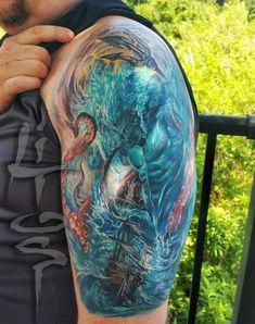 Tattoos - Poseidon - 119145 More