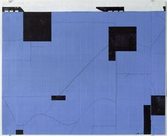 Hanns Schimansky, No Title, 2007, Folding, Indian ink, graphite and gouache on paper,  58.8 x 71.5 cm., Private Collection