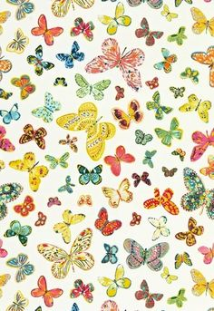 Lulu deKwiatkowski's new line of children's fabrics for Schumacher