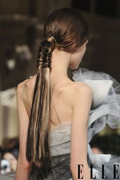 NYFW: Hair Inspiration | Free People Blog #freepeople