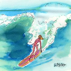 When in doubt... paddle out #lilly5x5