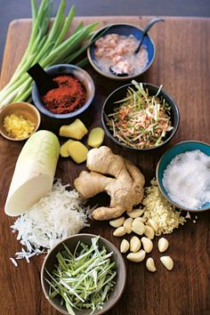 Debbie Lee's Seoultown Kitchen - Our interview with the Korean pub grub master chef Cooking With Ginger, Cooking With Fresh Herbs, Spiced Butter Recipe, I Love Food, Good Food, My Favorite Food, Favorite Recipes, Sauces, Korean Kitchen