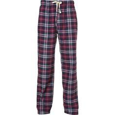 Checked Pyjama Bottoms ($30) ❤ liked on Polyvore featuring intimates, sleepwear, pajamas, men, pyjamas, pants and bottoms