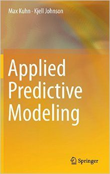 Applied Predictive Modeling.   You can download or read this book, click link or paste url: http://bit.ly/1UeY18o