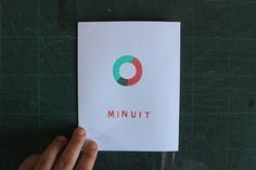 Minuit | Fanzine on Behance