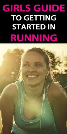 GIRLS GUIDE TO GETTING STARTED IN RUNNING. Don't let memories of school cross country put you off running forever. Women's fitness expert explains what running can do for you and how easy it is to get started....