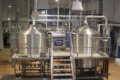 Complete 20 hl Brewhouse