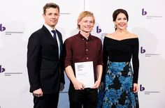 8 October 2016 - Crown Prince Couple's Awards in Holstebro
