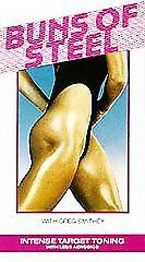 Exercise Video: Buns Of Steel 1 - The Original (VHS) featuring Greg Smithey #exercise #fitness #intervaltraining