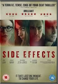 HMV bury st edmunds DVD pick of the week is Side Effects, a financial-medical thriller starring Jude Law and Channing Tatum. Pick up your copy for £11.99 or £12.99 on Blu-Ray.